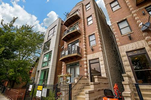 1532 W Cortez Unit 7, Chicago, IL 60642 Noble Square