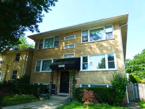 3508 S Oak Park Unit 3N, Berwyn, IL 60402