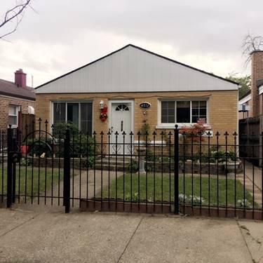 4512 S Lamon, Chicago, IL 60638