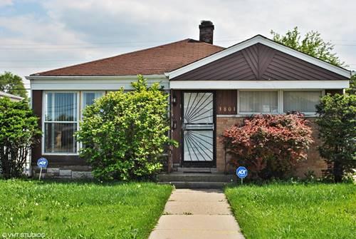 3801 W Pippin, Chicago, IL 60652