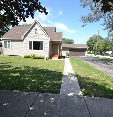 9400 Nordica, Oak Lawn, IL 60453