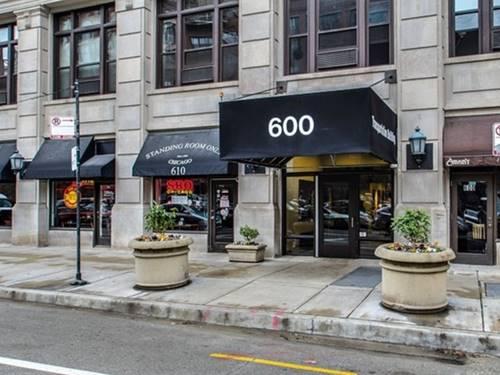 600 S Dearborn Unit 1104, Chicago, IL 60605
