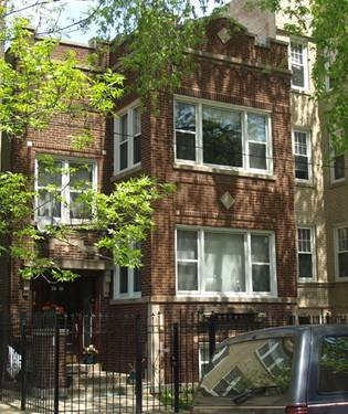 3722 W Leland, Chicago, IL 60625