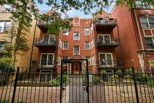 4733 N Malden Unit 3N, Chicago, IL 60640 Uptown
