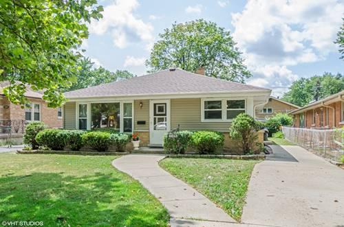 2813 Oakton, Park Ridge, IL 60068
