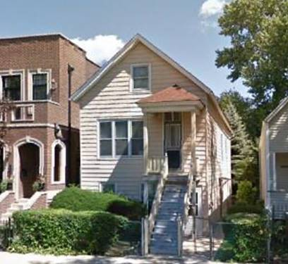 2927 N Seeley, Chicago, IL 60618 West Lakeview