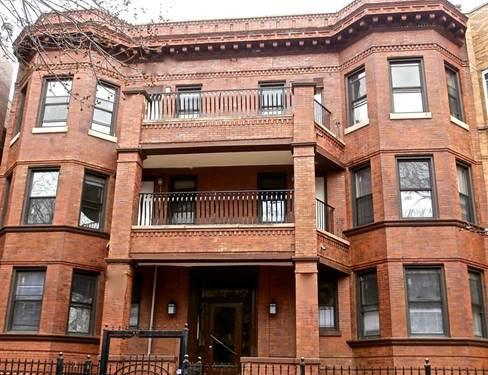 4927 N Winthrop Unit GDN-S, Chicago, IL 60640 Uptown