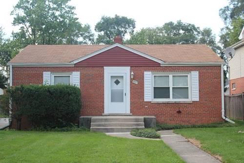 485 W Alexander, Elmhurst, IL 60126