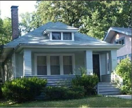 1733 W 100th, Chicago, IL 60643