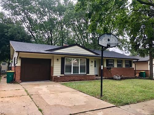159 Wildwood, Elk Grove Village, IL 60007