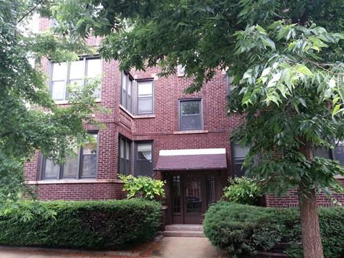 1542 W Rosemont Unit 3W, Chicago, IL 60660 Edgewater