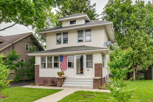 421 W Roosevelt, Wheaton, IL 60187