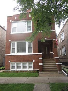 2552 W 39th, Chicago, IL 60632