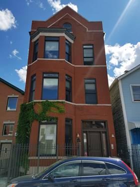 1527 W Augusta Unit 1, Chicago, IL 60642 Noble Square