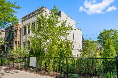 1514 W George, Chicago, IL 60657 Lakeview