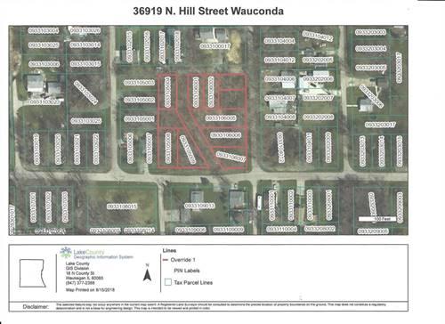 26919 N Hill, Wauconda, IL 60084