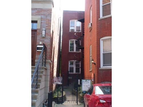 725 W Aldine Unit 2, Chicago, IL 60657 Lakeview