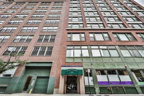 633 S Plymouth Unit 809, Chicago, IL 60605 South Loop