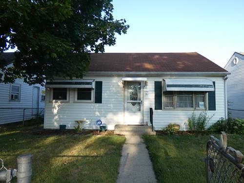184 N Randolph, Bradley, IL 60915