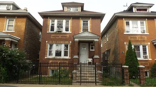 4938 S Honore, Chicago, IL 60609