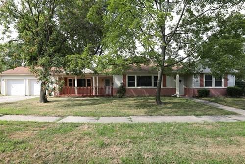 2520 Heather, Homewood, IL 60430