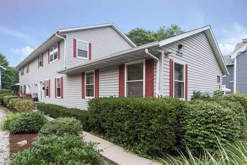 1839 Grant Unit A, Evanston, IL 60201