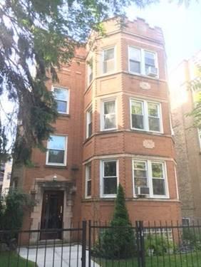 2145 W Arthur Unit 3, Chicago, IL 60645