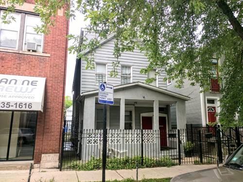 1622 N Washtenaw, Chicago, IL 60647