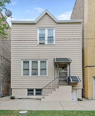 3037 W George, Chicago, IL 60618