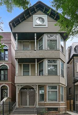 2633 N Mildred, Chicago, IL 60614