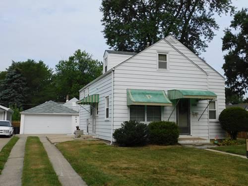 11450 S Whipple, Merrionette Park, IL 60803