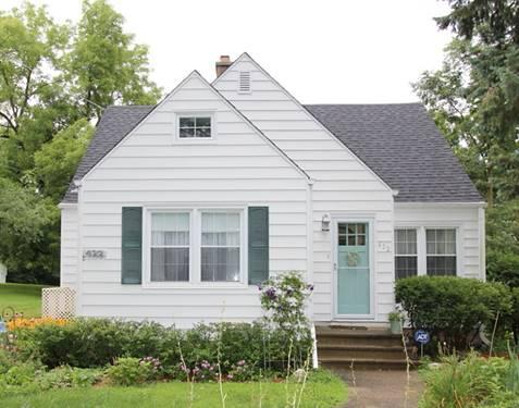 422 Harden, Antioch, IL 60002
