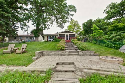 4619 W Lake Shore, Mccullom Lake, IL 60050