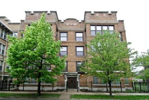 4740 S Ingleside Unit 3N, Chicago, IL 60615