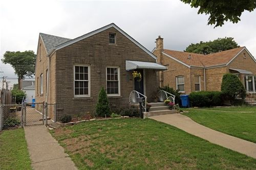 4814 N Mobile, Chicago, IL 60630