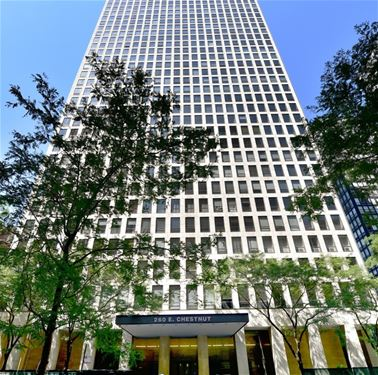 260 E Chestnut Unit 2108, Chicago, IL 60611 Streeterville