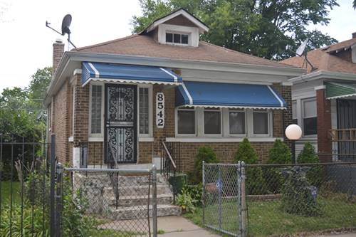 8542 S Wallace, Chicago, IL 60620