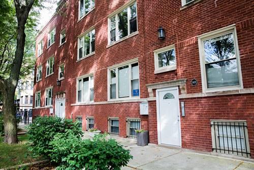 3406 W Medill Unit 1, Chicago, IL 60647 Logan Square