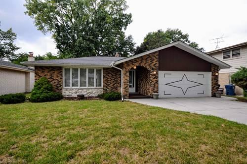9148 S Keeler, Oak Lawn, IL 60453