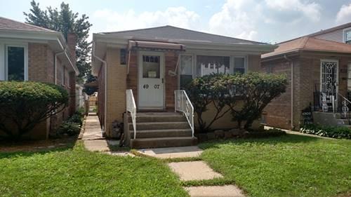 4907 W St Paul, Chicago, IL 60639