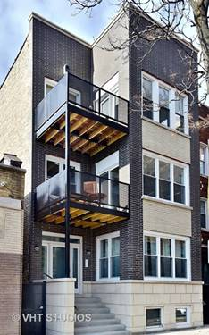 2052 N Campbell Unit 2W, Chicago, IL 60647 Logan Square