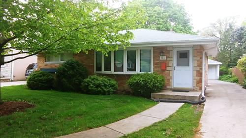 412 N Redfield, Park Ridge, IL 60068