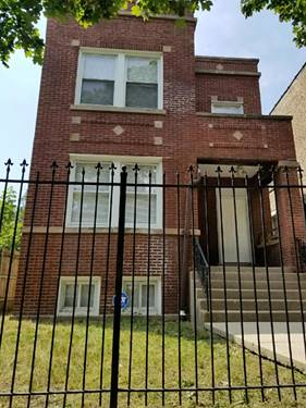 6324 S Artesian, Chicago, IL 60629