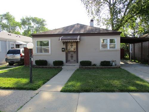 12629 S Elizabeth, Calumet Park, IL 60827