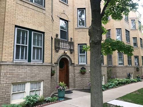 1007 Greenleaf Unit 5W, Evanston, IL 60202