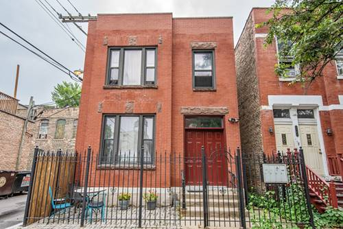 1143 N Winchester, Chicago, IL 60622 Noble Square