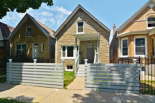 3538 W Pierce, Chicago, IL 60651
