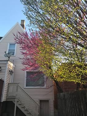 1534 W George Unit COACH, Chicago, IL 60657 Lakeview