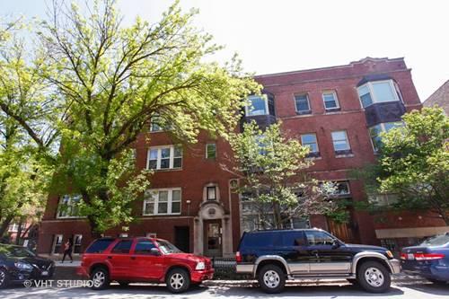 743 W Buckingham Unit 2, Chicago, IL 60657 Lakeview