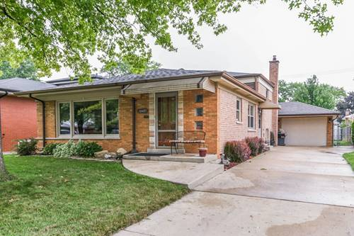 10405 S Keeler, Oak Lawn, IL 60453